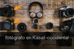 Fotógrafo en Kasaï-occidental